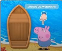 Aventura en el Mar con George Pig