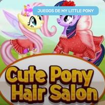Peinar My Little Pony
