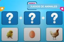 Ciclo de Vida de Animales