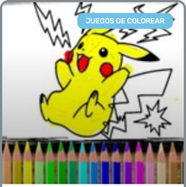 Colorear Pokemon