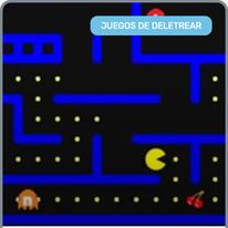 Lectoescritura con Pacman