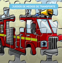 Rompecabezas de Medios de Transporte