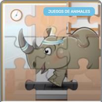 Puzzles en el Zoo