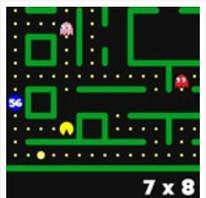 Pacman Tablas de Multiplicar