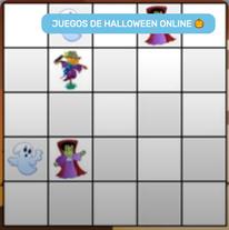 Copiar Cuadrícula de Halloween
