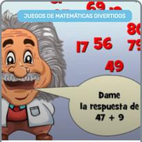 Alimentar a Einstein con Sumas y Restas