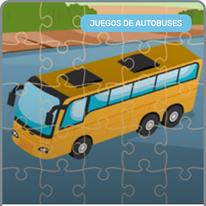Rompecabezas Online Autobús