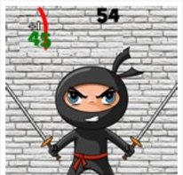Multiplicaciones Ninja Slash