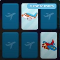 Parejas de Aviones