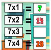 Tablas de Multiplicar Interactivas