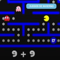 Pacman Sumas y Multiplicaciones