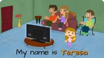 Exploremos la familia de Teresa
