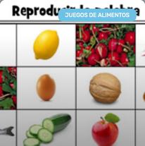 Puzzle de Alimentos