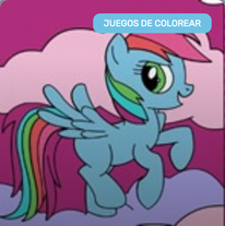 Pintar con My Little Pony