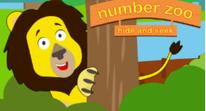 Learning zoo: El escondite