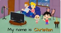 Exploremos la familia de Christian