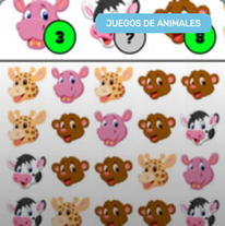 Contar Animales hasta 10