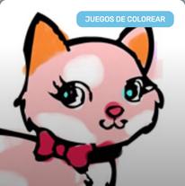 Colorear Gatos Online