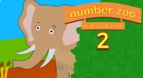 Learning zoo: El escondite 2