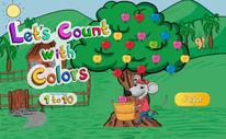 Contar los colores