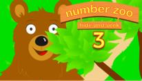 Learning zoo: El escondite 3