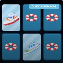Parejas de Barcos