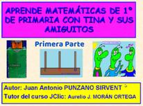Matemáticas 1º de primaria (Primera Parte)