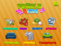 Puzzles Online para Niños