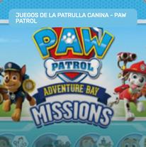 Misiones Patrulla Canina