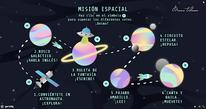 MISIÓN ESPACIAL