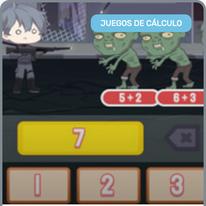 Cálculo Mental Zombie