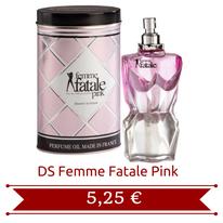 Danny Suprime Femme Fatal Pink