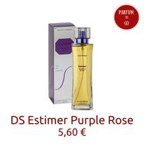 Danny Suprime Estimer Purple Rose