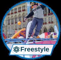 Schneesysteme für höchste Ansprüche: Freestyle
