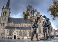 Tips voor Fietsers - Fietsen in en om Antwerpse Kempen 2021 - Dienst Toerisme Geel