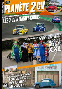 Newsletter Planète 2CV - N° 19