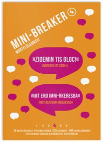Mini-Breaker 17, Wortflüssigkeit, MedAT Übungen, Buch