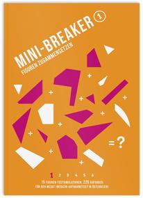 Mini-Breaker 17, Figuren Zusammensetzen, MedAT Übungen, Buch