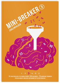 Mini-Breaker 17, Zahlenfolgen, MedAT Übungen, Buch