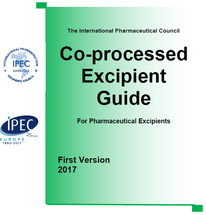 IPEC has released first version of Co-Processed Excipient Guide