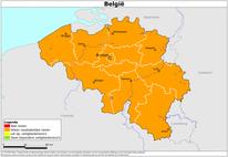 Covid-19 Belgie