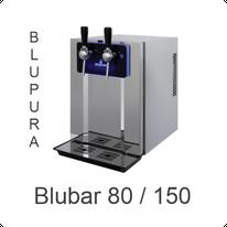 Blubar 80 Fizz Wasserspender / blupura