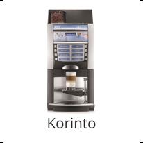 N&W KORINTO Kaffeemaschine / NECTA  & WITTENBORG