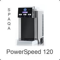 Spaqa Powerspeed 120 Wasserspender / Servomat Steigler