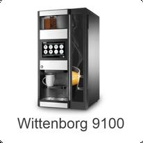 WITTENBORG 9100 Kaffeemaschine / NECTA  / N&W