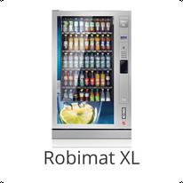Robimat XL Kaltgetränkeautomat / Sielaff