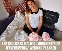 Les coulisses d'Olivia : Organisatrice d'évènements / Wedding Planner