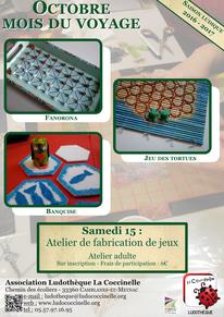Photos : ludothèque La Coccinelle
