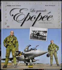 remy michelin peintre de l'air et de l'espace photographe aéronautique aviation avion la grande épopée