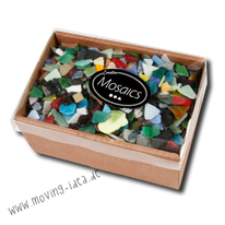 Steine für Mosaike
